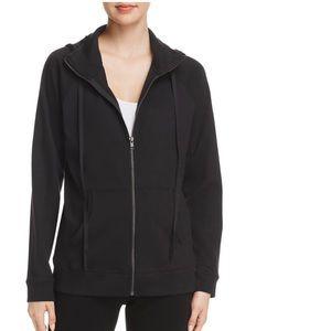 Eileen Fisher Organic Cotton Knit Hoodie